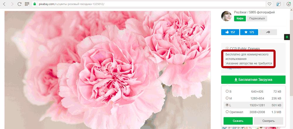 пример картинки для сайта копирайтера